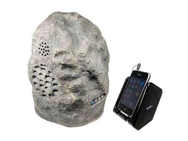 Audio Unlimited SPK-ROCK3 900MHz Granite Wireless Rock Speaker Single