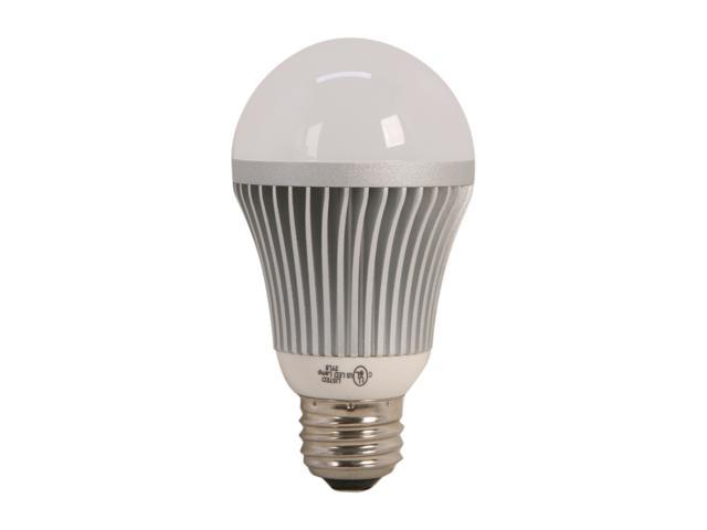 Collection LED A19 7W 40 Watt Replacement Light Bulb, Warm White