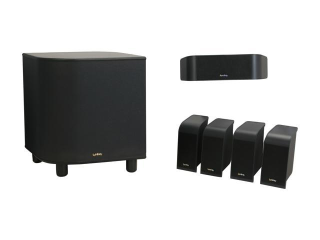 Infinity TSS-500 5.1 CH Charcoal Home Theater System