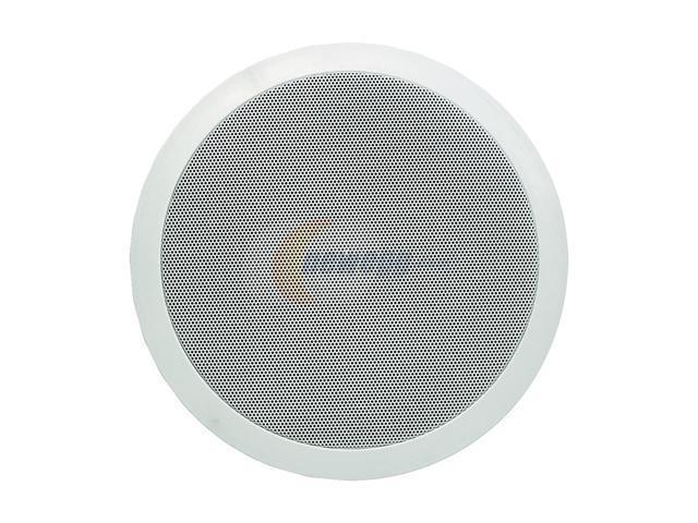"Architech Pro Series AP-801 8"" 2-Way Round In-Ceiling Loudspeakers Pair"