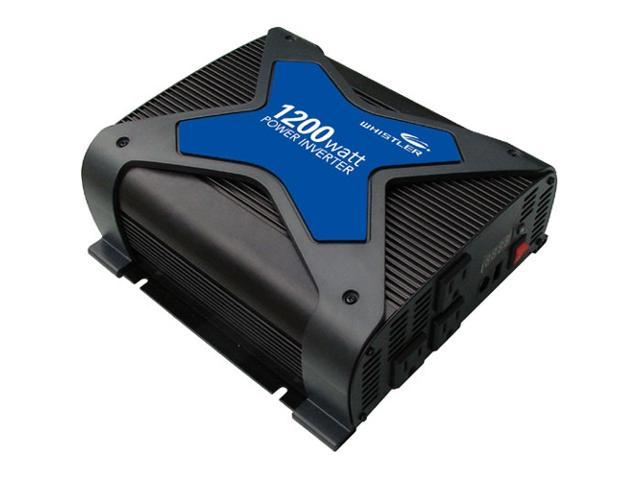 WHISTLER PRO-1200W 1200 Watt Power Inverter