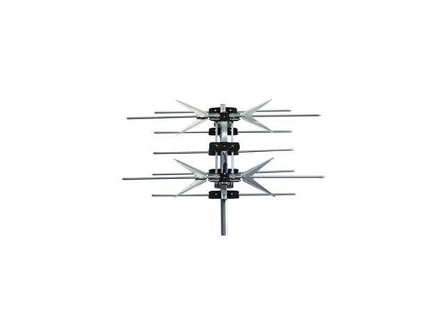 Winegard HD-1080 2-Bay Bowtie UHF & High Band VHF TV Antenna