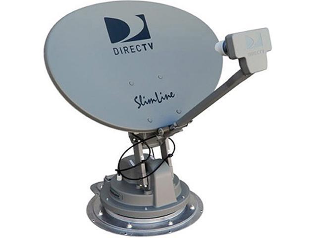 Winegard SK-SWM3 TRAV'LER Gray DIRECTV SWM Slimline Antenna