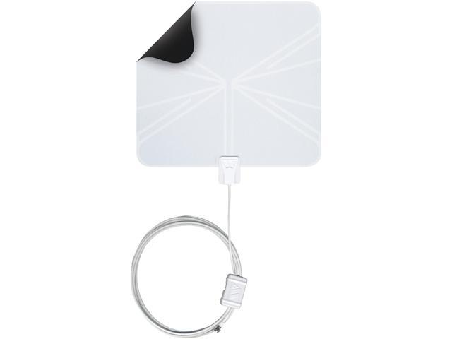 Winegard FL6550S Flatwave Air Antenna, Outdoor, 60+ Miles