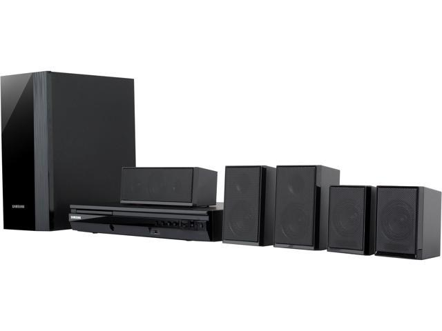 Samsung HT-E550 1000W 5.1-Channel DVD Home Theater System