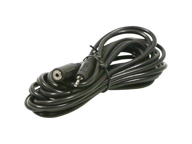 STEREN 252-651 1.5 ft. 2.5mm Stereo Audio Extension Cable M-F