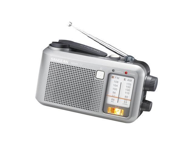 Sangean Multi-Powered AM/FM Radio MMR-77