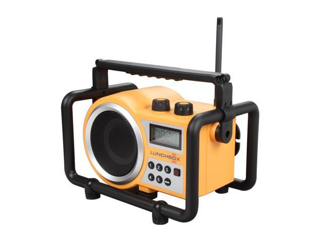 Sangean Compact-Size Utility Worksite Radio LB-100