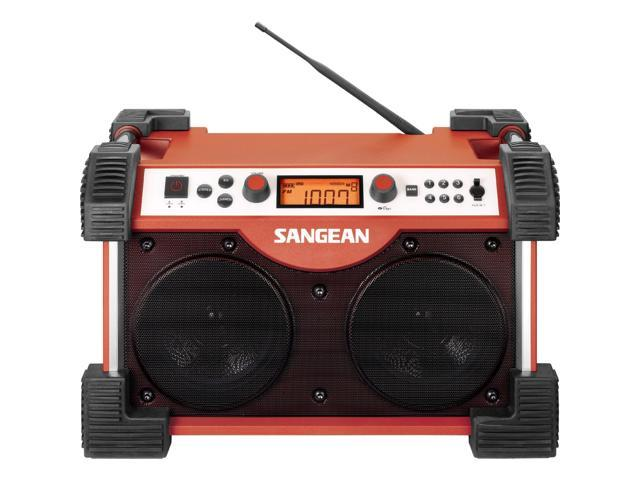 Sangean Ruggedly-Built Work-Site Radio FB-100