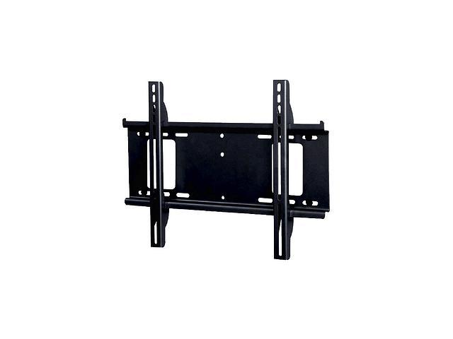 Peerless SmartMount Series SF640 Black Universal Flat Wall Mount for 23