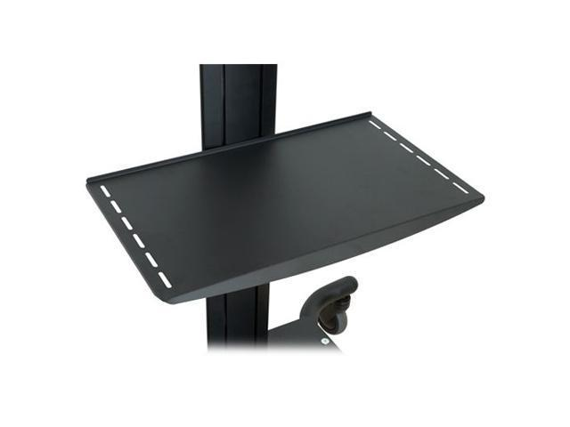 Peerless-AV ACC313 Adjustable Metal Shelf, Max load 50lbs