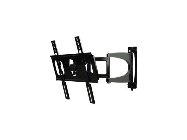 Peerless SUA746PU Ultra-Slim Full-Motion Plus Wall Mount for 32 to 46 inch Ultra-Thin Screens, VESA 400x400, max load 60lbs