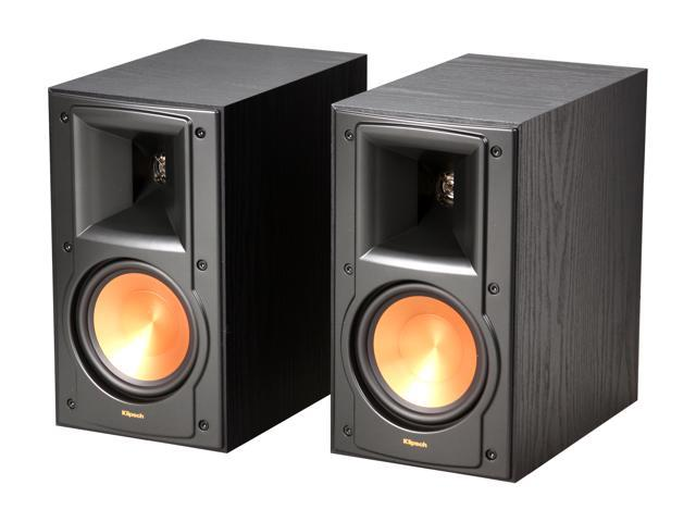 klipsch reference rb 51 ii bookshelf speaker pair. Black Bedroom Furniture Sets. Home Design Ideas