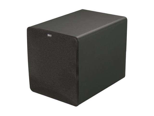 Klipsch Reference SW-110 Subwoofer, Black Pica Single