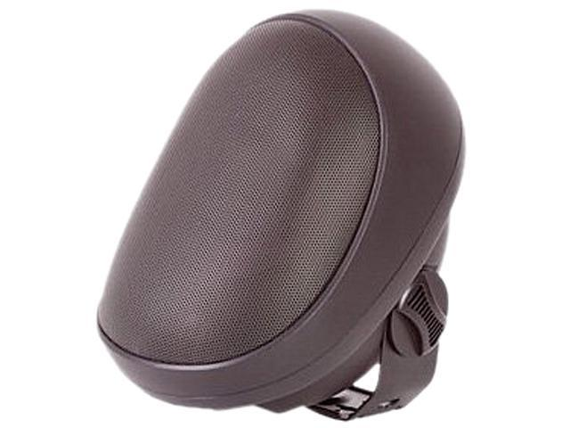 Factor IO41B70 100W 70V In-Outdoor Speaker - Black Single