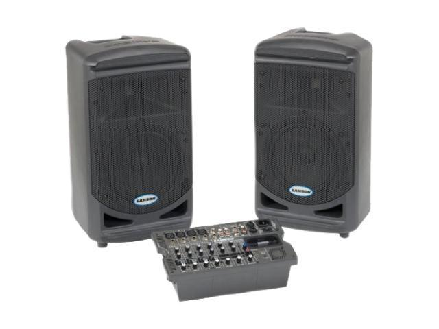 Samson XP308i Portable PA System - 300 Watts, 8 Channels