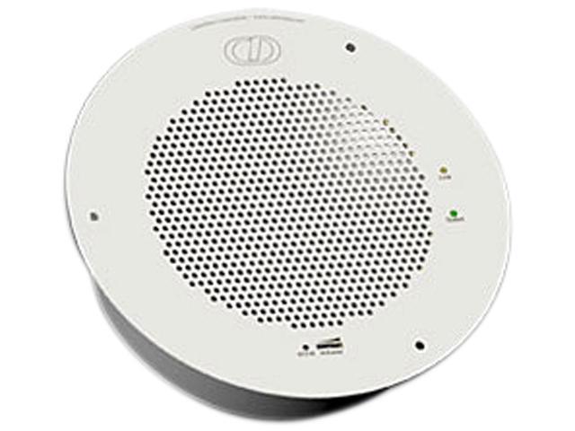 CyberData Speaker - Gray, White