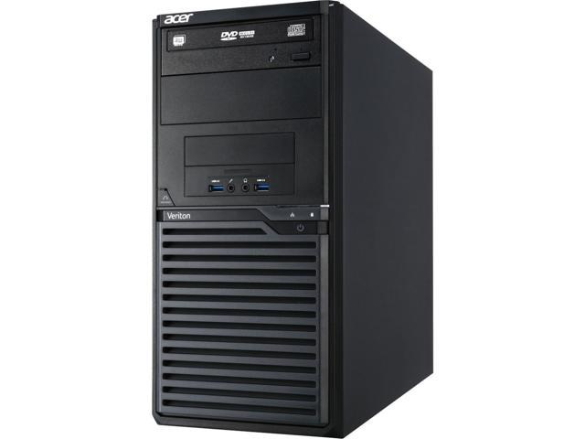Acer Veriton VM2631-i54440X Desktop PC - Intel Core i5-4440 3.10GHz 4GB DDR3 Memory 500GB HDD Intel HD Graphics 4600 DVDRW Windows 7/8 Pro 64-Bit ...