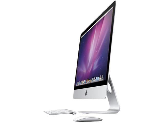 Apple iMac with 21.5