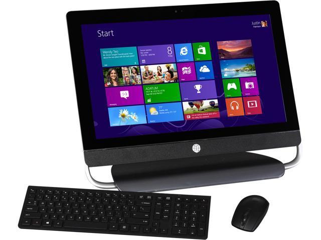 """HP Envy 23"""" All-in-One Desktop PC Intel Core i5 3330S 2.70Ghz, 4GB RAM, 1TB HDD Windows 8 64 Bit (HP Debranded)"""