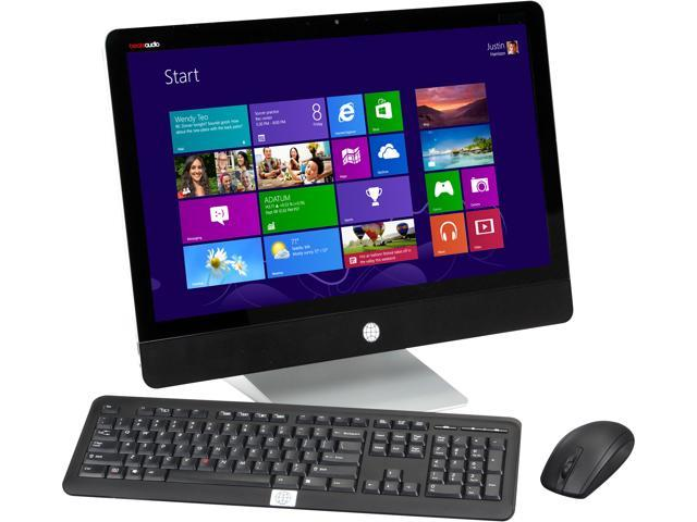 HP ENVY Recline TouchSmart i7 4770T (2.5Ghz) 4GB DDR3 RAM 1TB HDD 23? All-in-One PC Windows 8 Pro [HP Debranded]