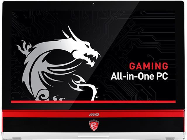 MSI All-in-One PC AG270 2QE-043US Intel Core i7 4710HQ (2.50GHz) 16GB DDR3 2TB HDD 27