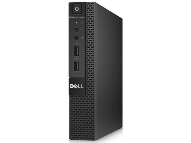 Dell OptiPlex 3020 Desktop Computer - Intel Core i5 i5-4590T 2 GHz - Micro PC