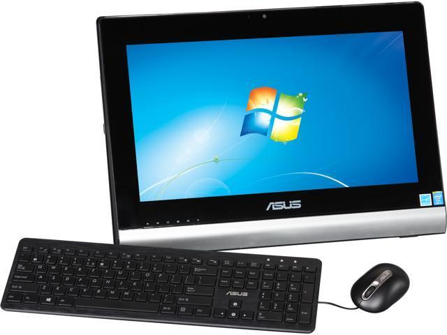 ASUS Desktop PC ET2020IUKI-01 Intel Core i3 3220T (2.80 GHz) 4 GB DDR3 500 GB HDD 19.5