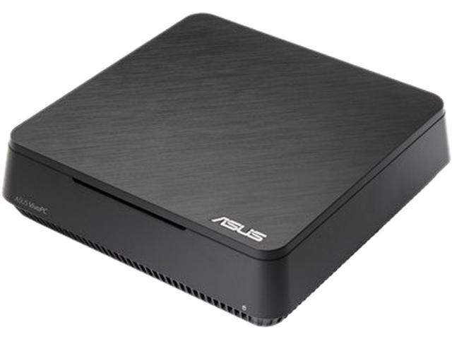 ASUS VivoPC VC62B-B014M 2 x 204Pin SO-DIMM Intel HD Graphics 4400 Integrated by CPU Black Barebone Systems - Mini / Booksize