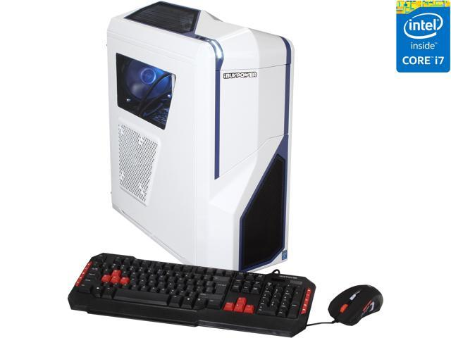 iBUYPOWER Phantom Series NE733D3 Desktop PC Intel Core i7 4790K (4.0GHz) 16GB DDR3 1TB HDD + 120G SSD HDD Windows 8.1 64-Bit