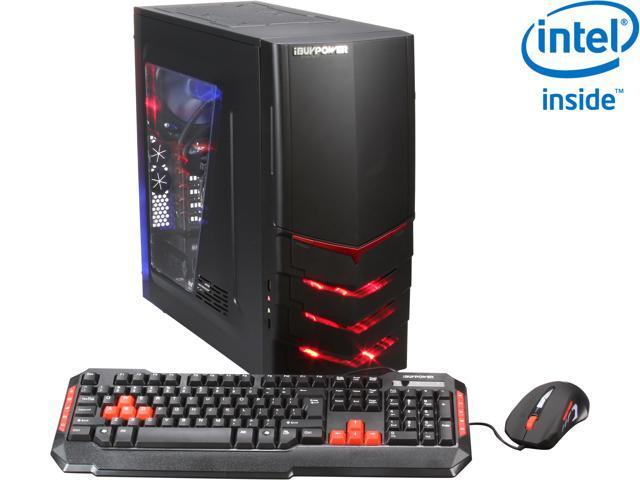 iBUYPOWER Atlas Series NE582K Desktop PC Intel Core i7 5820K (3.30GHz) 16GB DDR4 1TB HDD Windows 8.1 64-Bit