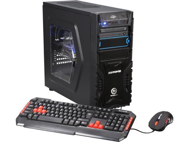 iBUYPOWER VERSA SERIES NE782K Desktop PC Intel Core i7 4790K (4.0GHz) 8GB DDR3 1TB HDD Windows 8.1 64-Bit