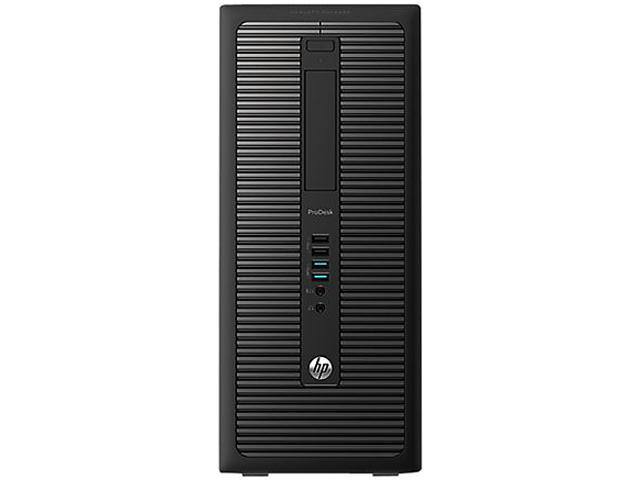 HP Business Desktop ProDesk 600 G1 Desktop Computer - Intel Pentium G3220 3GHz - Tower