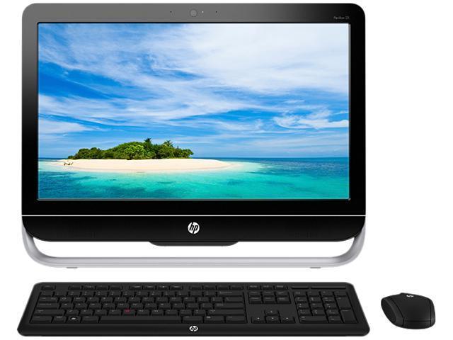 HP All-in-One PC Pavilion 23-B010 H3Y90AAR#ABA AMD Dual-Core Processor E2-1800 (1.7 GHz) 6 GB DDR3 500 GB HDD 23