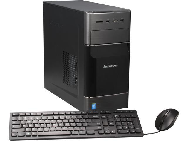 Lenovo H530 57328305 Desktop PC Intel Core i7 4790 (3.6GHz) 8GB DDR3 1TB HDD Windows 8.1 64-bit