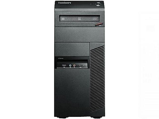 Lenovo ThinkCentre M79 10CN0001US Desktop Computer - AMD A-Series A8-6500B 3.50 GHz - Tower - Business Black
