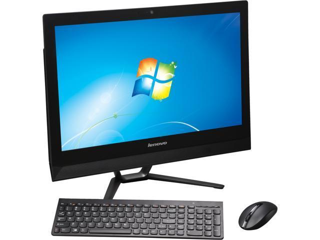 Lenovo All-in-One PC C50 (F0B10025US) Intel Core i5 4210U (1.7GHz) 8GB DDR3 2TB HDD 23