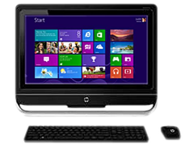 HP Pavilion TouchSmart 23-f300 23-f339 All-in-One Computer - Refurbished - AMD A-Series A10-6700 3.7GHz - Desktop