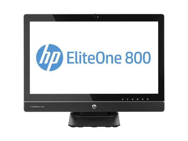 HP EliteOne 800 G1 All-in-One Computer - Intel Core i5 i5-4570S 2.9GHz - Desktop
