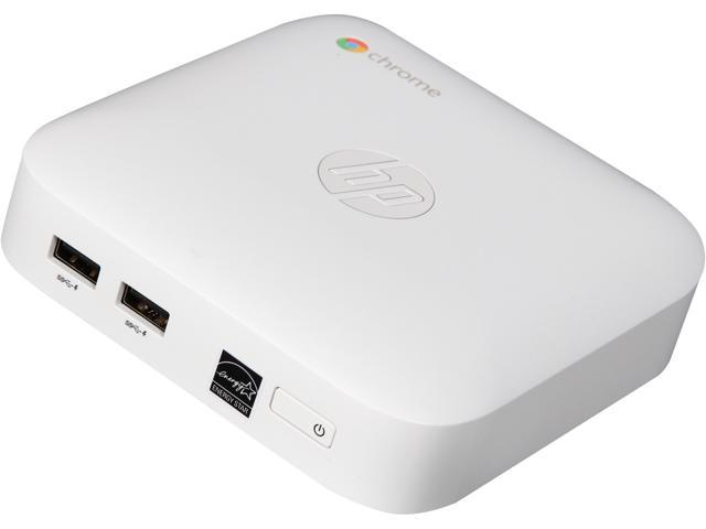 HP Chromebox CB1-014 Desktop PC Celeron 2955U (1.4GHz) 2GB DDR3 16GB SSD Google Chrome OS