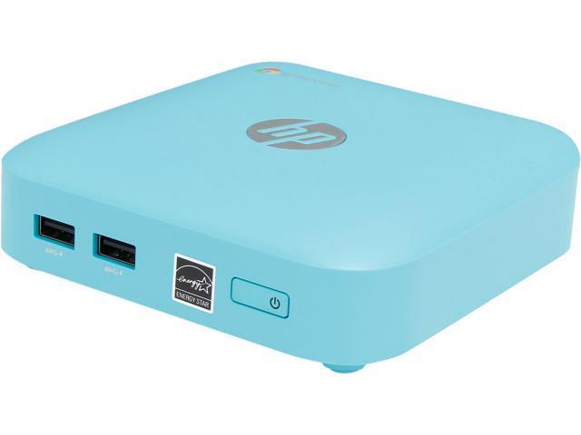 HP Chromebox CB1-016 Desktop PC Celeron 2955U (1.4GHz) 2GB DDR3 16GB SSD Google Chrome OS