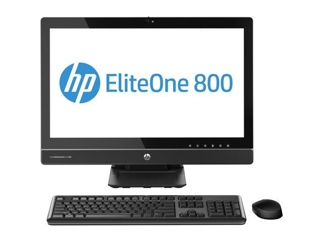 HP EliteOne 800 G1 All-in-One Computer - Intel Core i5 i5-4670S 3.10 GHz - Desktop