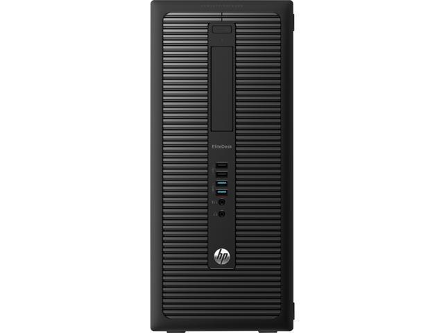HP EliteDesk 800 G1 Desktop Computer - Intel Core i5 i5-4570 3.20 GHz - Tower