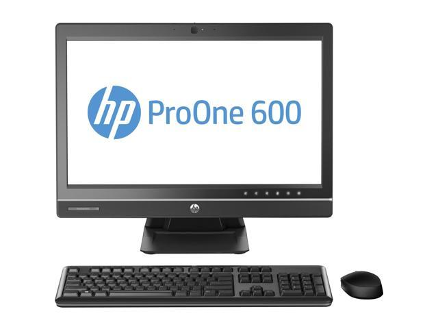 HP Business Desktop ProOne 600 G1 All-in-One Computer - Intel Core i5 i5-4690S 3.20 GHz - Desktop