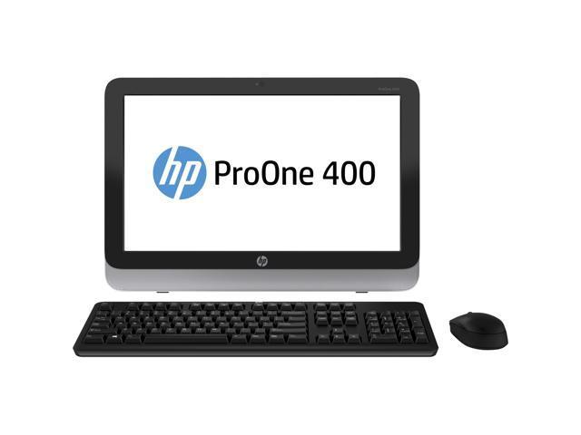 HP Business Desktop ProOne 400 G1 All-in-One Computer - Intel Core i3 i3-4350T 3.10 GHz - Desktop