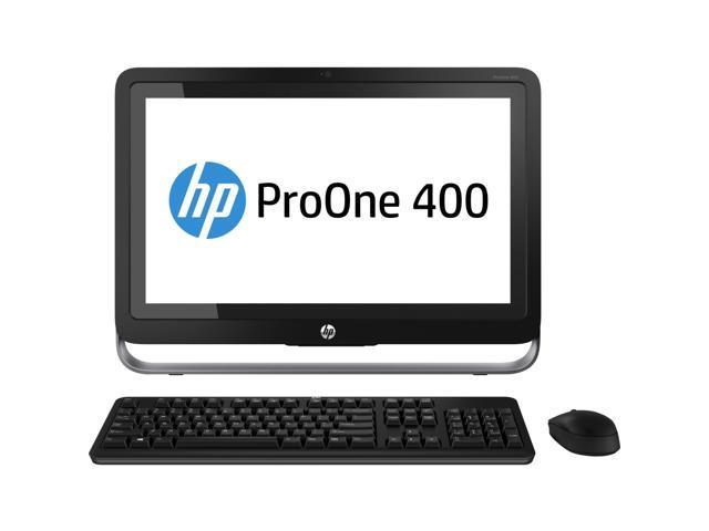 HP Business Desktop ProOne 400 G1 All-in-One Computer - Intel Pentium G3420T 2.70 GHz - Desktop