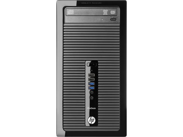 HP Business Desktop ProDesk 405 G1 Desktop Computer - Refurbished - AMD A-Series A4-5000 1.50 GHz - Micro Tower