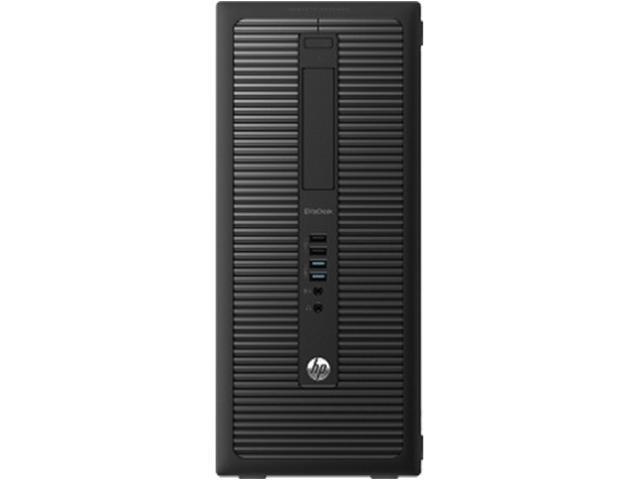 HP EliteDesk 800 G1 Desktop Computer - Intel Core i7 i7-4770 3.40 GHz - Tower