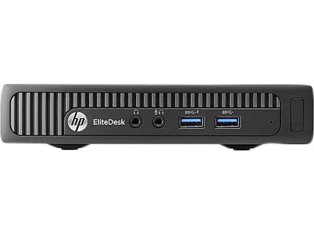 HP EliteDesk 800 G1 Desktop Computer - Intel Core i7 i7-4785T 2.20 GHz - Mini PC