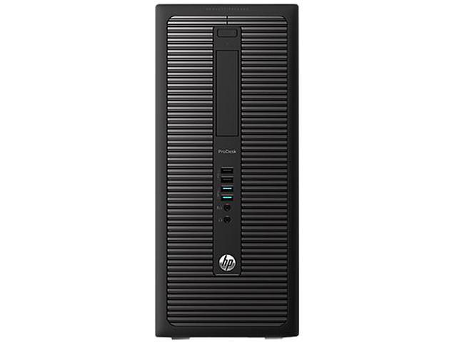 HP Business Desktop ProDesk 600 G1 Desktop Computer - Intel Core i5 i5-4590 3.30 GHz - Micro Tower